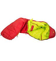 Carinthia G 250 - sacco a pelo sintetico, Red