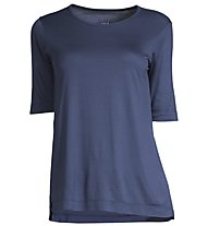Casall Conscious Tencel - T-Shirt Fitness - Damen, Blue