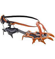 Cassin Alpinist Pro Auto/Semi-Auto - rampone, Orange/Black