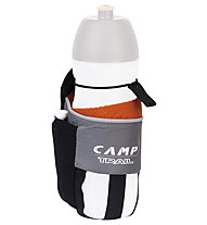 Cassin Bottle Holder - Flaschenhalter, Orange/Grey