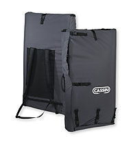 Cassin Crash Pad - Boulder Matte, Dark Grey