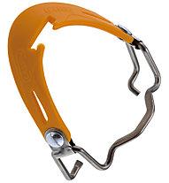 Cassin Gancio Anteriore Blade Rummer Semi-Automatic, Orange/Silver