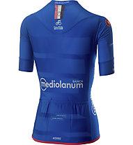 Castelli Blaues (Azzuro) Trikot Climbers W Giro d'Italia 2019 - Damen, Blue