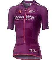 Castelli Zyklamrotes (Ciclamino) Trikot Climbers W Giro d'Italia 2019 - Damen, Purple