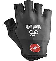 Castelli #Giro102 Glove - Radhandschuh Giro d'Italia 2019, Black