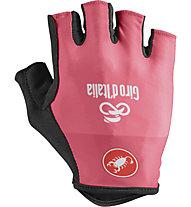 Castelli #Giro102 Glove - Radhandschuh Giro d'Italia 2019, Rosa
