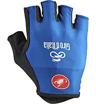Castelli #Giro102 Glove - Radhandschuh Giro d'Italia 2019, Blue