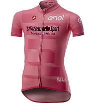Castelli Maglia Rosa Giro d'Italia 2019 - bambino, Pink