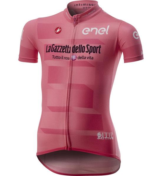Giro D'italia Rosa 2019 Maglia Castelli Bambino CorxBde