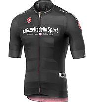 Castelli Schwarzes Trikot Race Giro d'Italia 2019 - Herren, Black