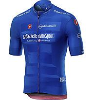 Castelli Maglia Azzurra Squadra Giro d'Italia 2019 - uomo, Blue