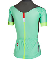 Castelli Aero Race - maglia bici - donna, Green