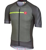 Castelli Aero Race 5.1 - maglia bici - uomo, Dark Green