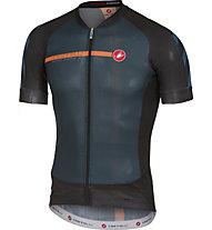 Castelli Aero Race 5.1 - maglia bici - uomo, Black/Blue