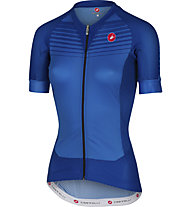 Castelli Aero Race W Jersey  FZ - Radtrikot - Damen, Blue