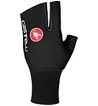Castelli Aero Speed - guanti bici, Black