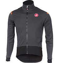Castelli Alpha Ros Light - Radjacke - Herren, Grey/Black