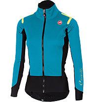 Castelli Alpha Ros W Light - Radjacke - Damen, Light Blue
