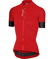 Castelli Anima 2 - maglia bici - donna, Red