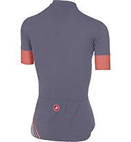 Castelli Anima 2 - maglia bici - donna, Blue/Orange