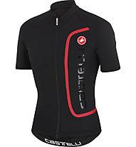 Castelli Appariscente Jersey - Maglia Ciclismo, Black