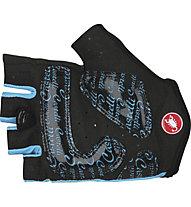 Castelli Arenberg W Gel Gloves - guanti bici per donna, Atoll Blue/Turquoise
