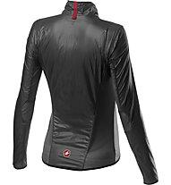 Castelli Aria Shell - giacca bici hardshell - donna, Grey