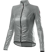 Castelli Aria Shell W - Radjacke - Damen, Light Grey