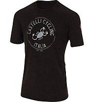 Castelli Armando - T-Shirt - Herren, Black