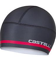 Castelli Arrivo 2 Thermo - berretto bici, Grey