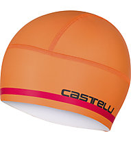 Castelli Arrivo 2 Thermo Skully - Radmütze, Orange