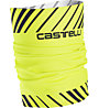 Castelli Arrivo 3 Thermo Head Thingy - Halswärmer, Yellow