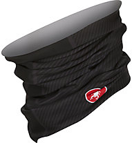 Castelli Arrivo Thermo Head Thingy Scaldacollo ciclismo, Black