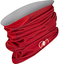 Castelli Arrivo Thermo Head Thingy Scaldacollo ciclismo, Red