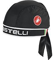 Castelli Bandana - Radmütze, Black