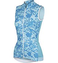 Castelli Bellissima Sleeveless ärmelloses Damen-Radtrikot, Pastel Blue