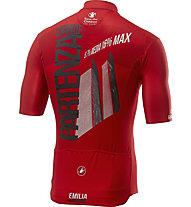 Castelli Bologna Jersey - Etappentrikot Giro d'Italia 2019 - Herren, Red
