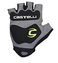 Castelli Cannondale Garmin Rubaix Gloves, Green/Black