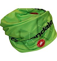 Castelli Cannondale Head Thingy Scaldacollo Bici, Green