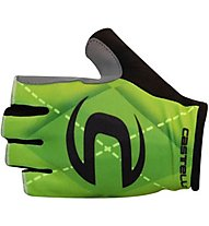 Castelli Cannondale Roubaix Gloves - Fahrradhandschuhe, Green