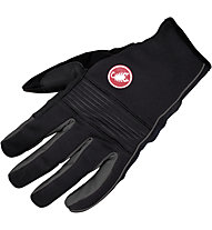 Castelli Chiro 3 Glove WINDSTOPPER Rad-Handschuhe, Black/Anthracite
