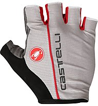 Castelli Circuito Gloves - Radhandschuhe, Grey/Red