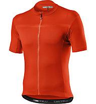 Castelli Classifica - maglia da bici - uomo, Orange