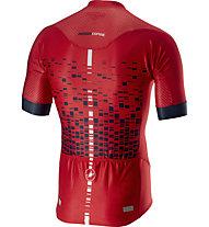 Castelli Climber's 2.0 Jersey FZ - Radtrikot - Herren, Red