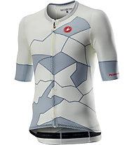 Castelli Climber's 3.0 - maglia bici - uomo, White/Blue