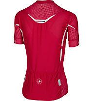 Castelli Climber's - maglia bici - donna, Red
