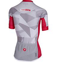 Castelli Climber's W Jersey - Radtrikot - Damen, White/Red