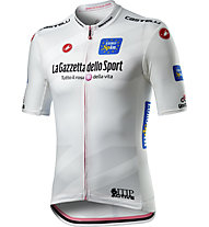 Castelli Weißes Trikot Competizione Giro d'Italia 2020 - Radtrikot, White