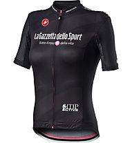 Castelli Maglia nera Competizione Giro d'Italia 2020 - donna, Black
