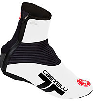 Castelli Narcisista 2 - copriscarpe bici, White/Black